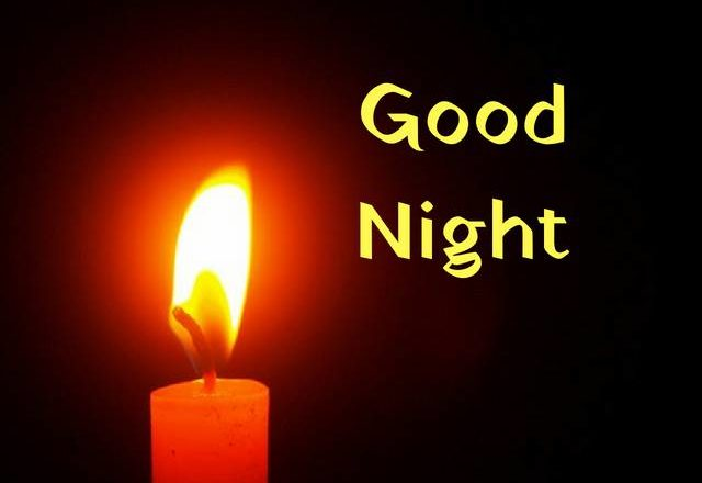 good night msg,