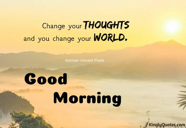 good morning quotes, inspirational quotes